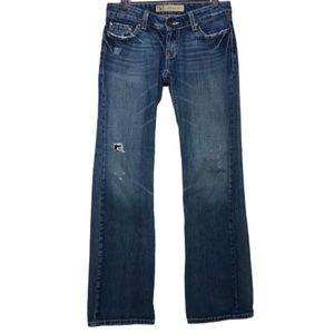 BKE Stella Boot Cut Jeans 25 x 31 1/2